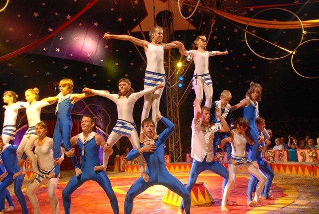 Впервый раз вИжевске состоится детский международный фестиваль циркового искусства