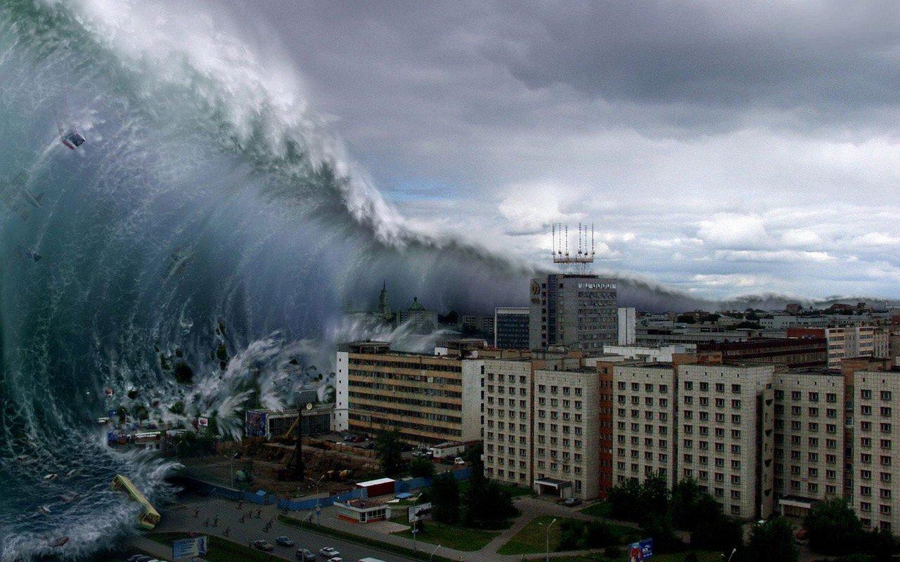 Ученые отыскали настоящую причину появления цунами