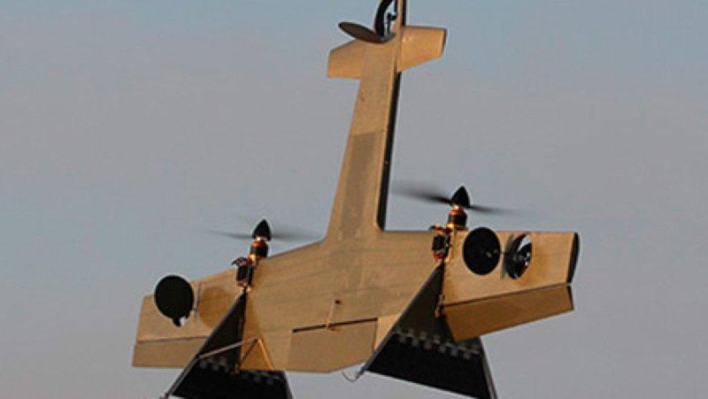 ВРФ планируют сделать способный влететь вфорточку беспилотник