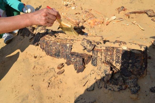 Захоронения гуннов обнаружили археологи в«Поднебесной»