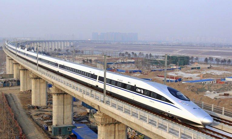 СМИ В Китае появится самый быстрый в мире поезд