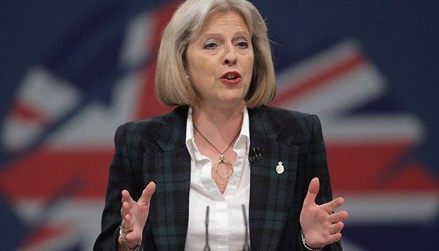 ЕС пробует воздействовать навыборы вСоединенном Королевстве Великобритании — Тереза Мэй