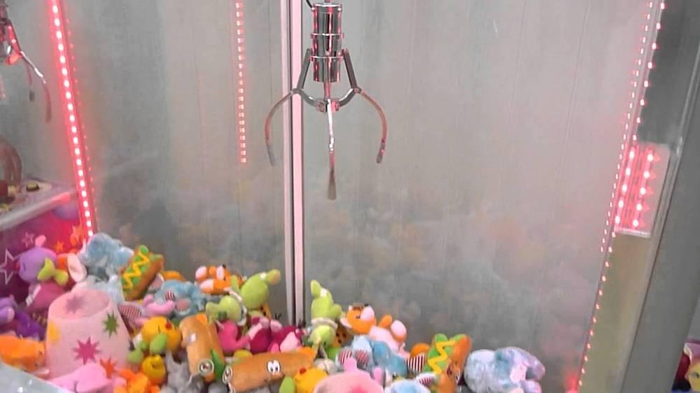 В «Поднебесной» открыли игровой автомат сживыми котятами