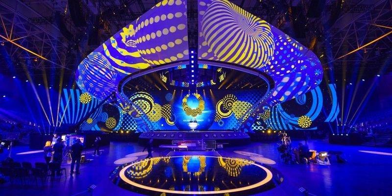 Организаторы Евровидения назвали состав международного жюри