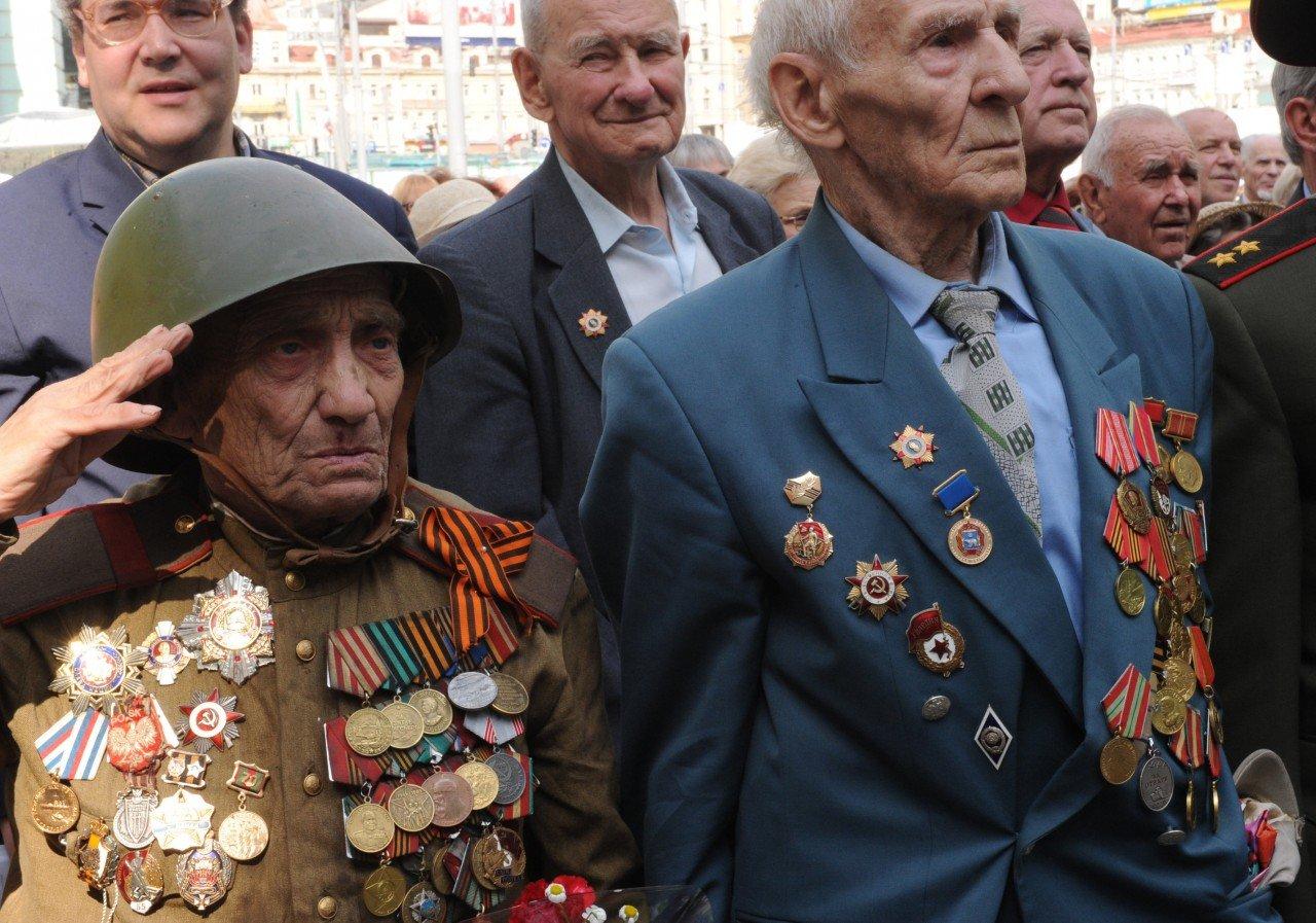 Фото про ветеранов вов