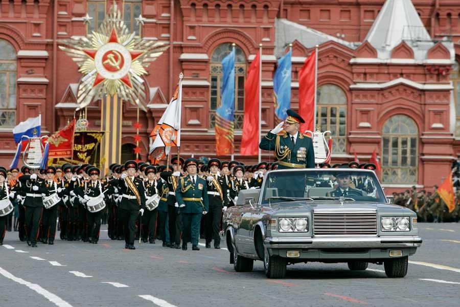 В столицеРФ временно перекроют Красную площадь