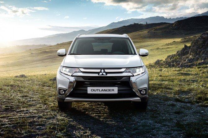 Mitsubishi в апреле увеличила продажи в России на 9