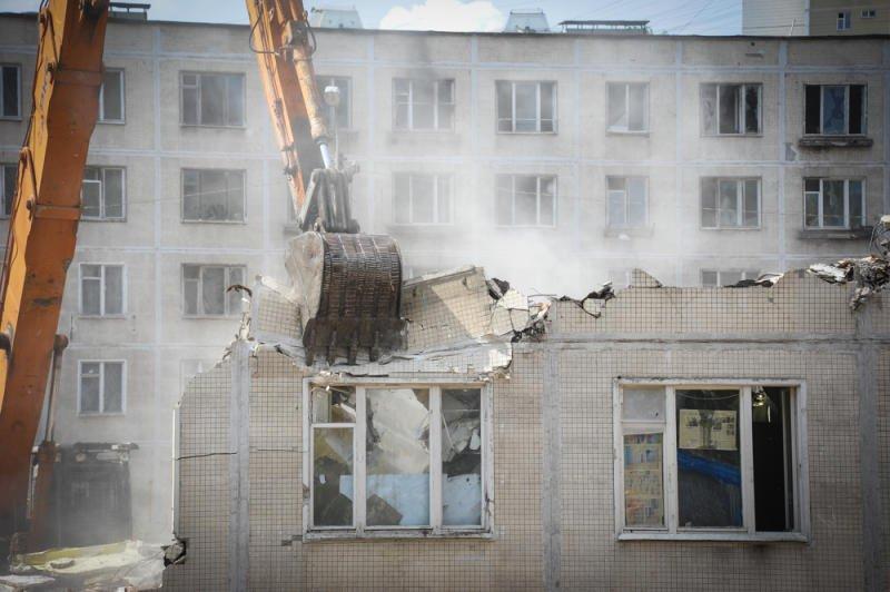 Зюганов поддержал программу реновации жилья в российской столице