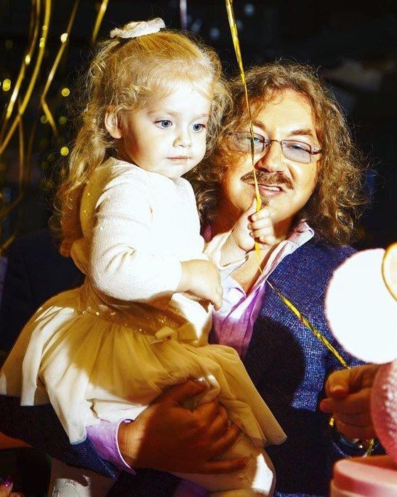 дочери игоря николаева фото