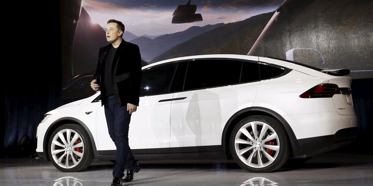 Tesla выпустит компактный кроссовер Model Y к 2020-ому году