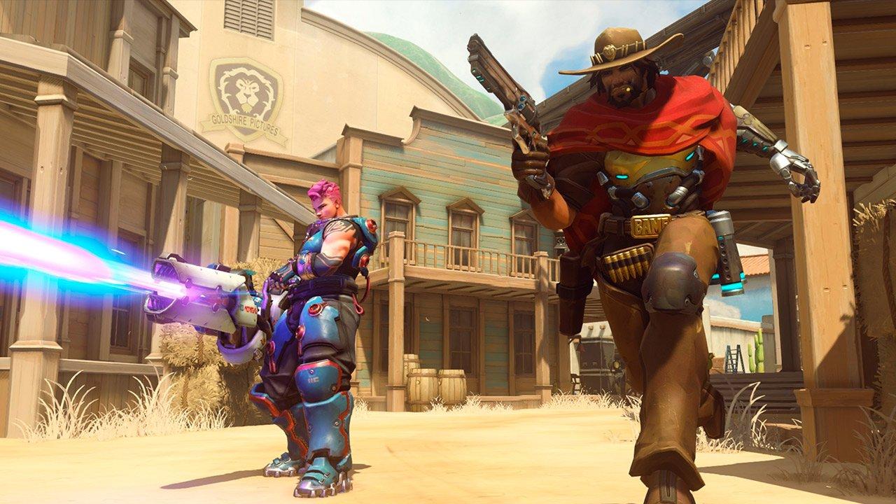 Игра-шутер Overwatch стала более прибыльной франшизой Blizzard