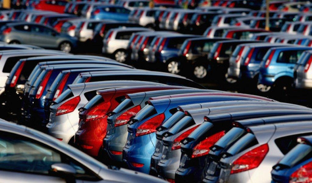 Продажи марки Киа всередине весны упали на13%