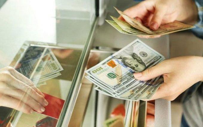 Официальный курс доллара повышен на14 копеек, евро