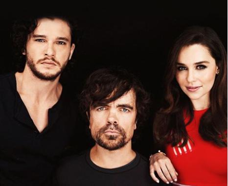 Эксперты составили ТОП-3 аккаунтов Instagram актеров «Игры престолов»