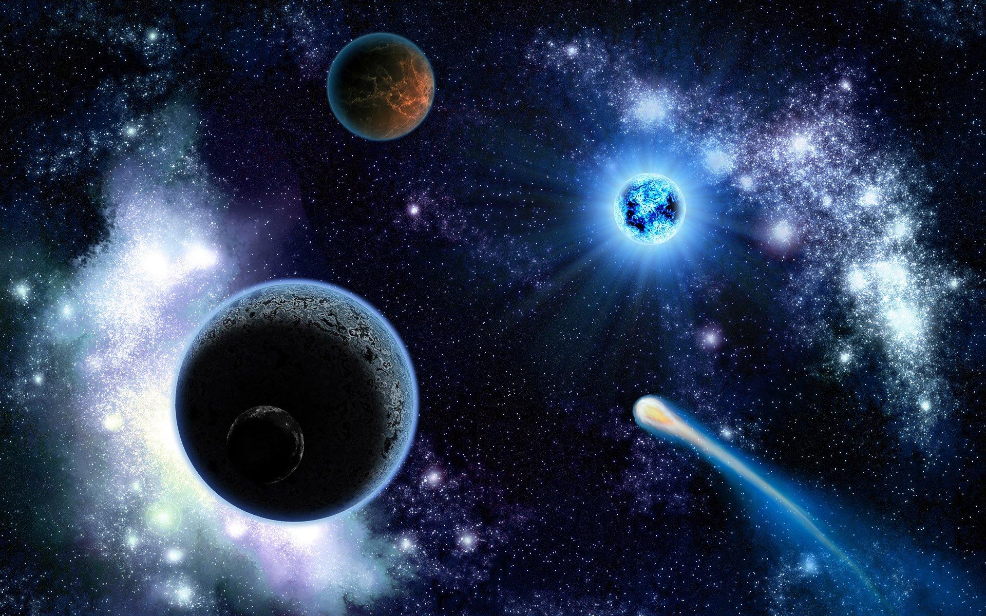 Американские ученые отыскали молодую копию Солнечной системы