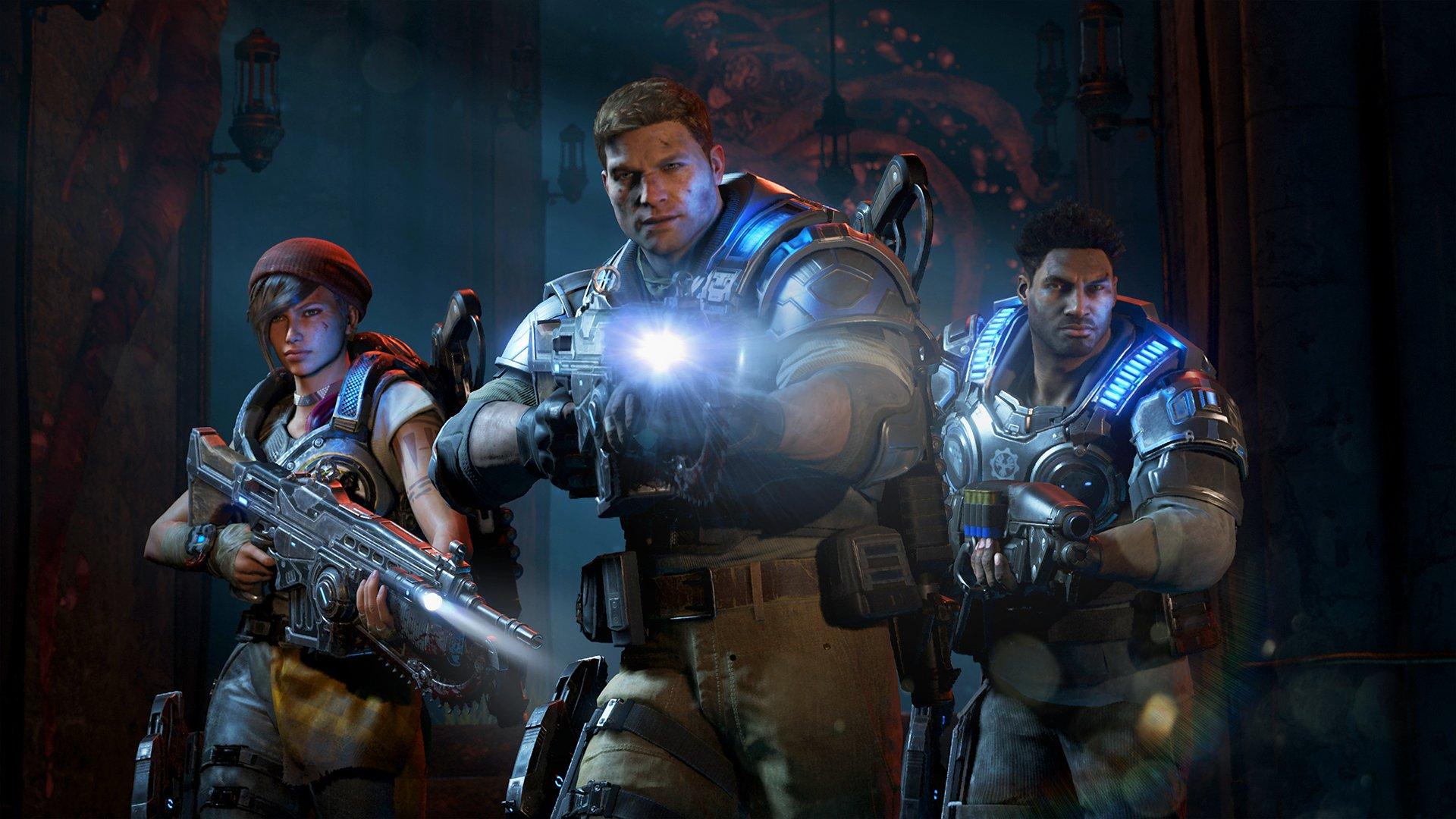 Universal отыскала сценариста для экранизации «Gears ofwar»