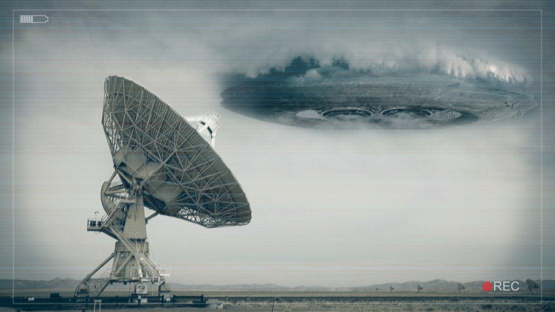 Уфологи: Невидимое НЛО висит над нашей планетой