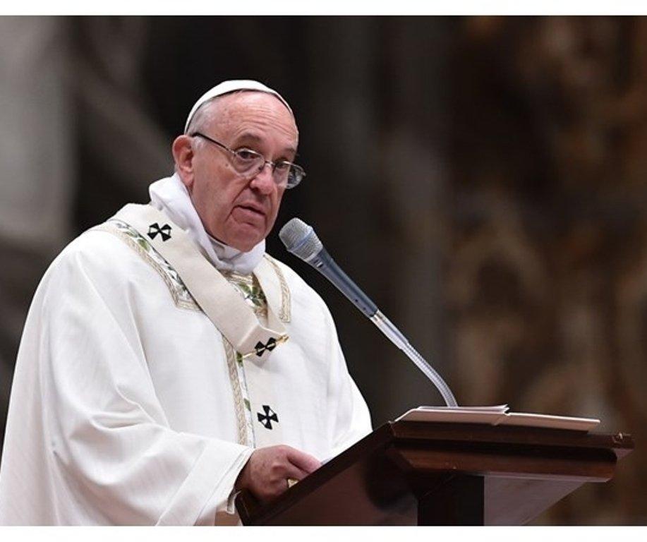 Папе Римскому стало стыдно заназвание «мать всех бомб»