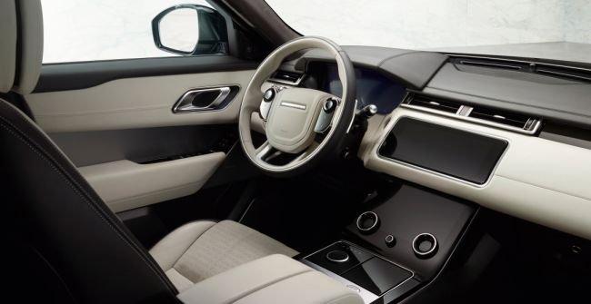 Кроссовер Range Rover Evoque получил спецверсию Landmark Edition