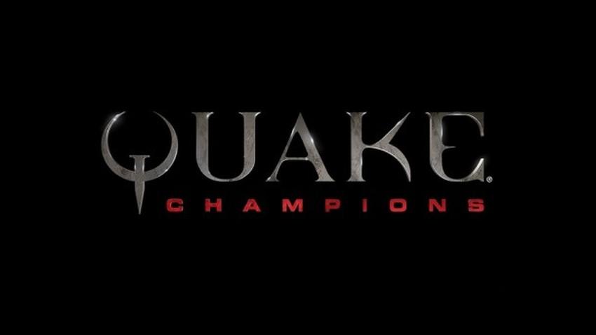 На текущей неделе начинается открытая бета Quake Champions