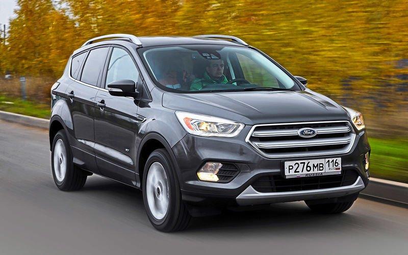 Компания Форд объявила оскидках на известные модели в Российской Федерации