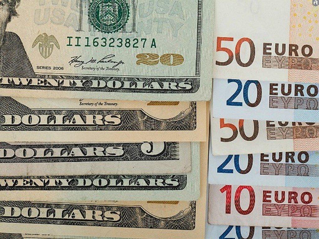 Курс евро кдоллару обновил максимум после выборов воФранции