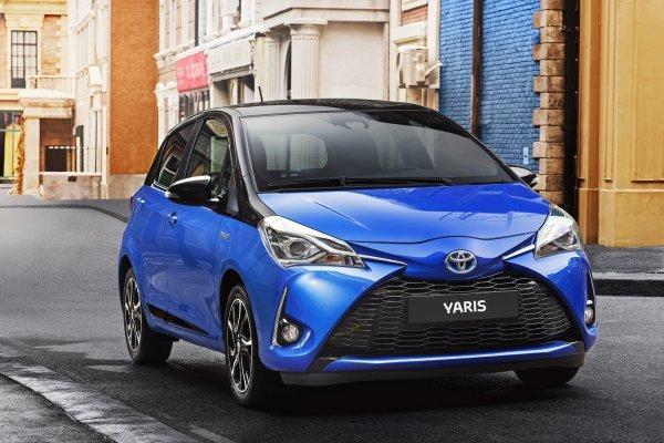 Специалисты оценили хэтчбек Toyota Yaris 2017 модельного года