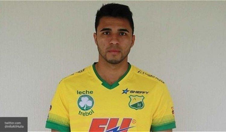 Колумбийский футболист Гутьеррес скончался на22-м году жизни врезультате ДТП