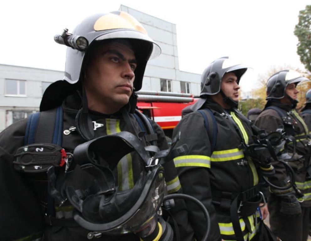 В столице России в итоге пожара взорвались два газовых баллона