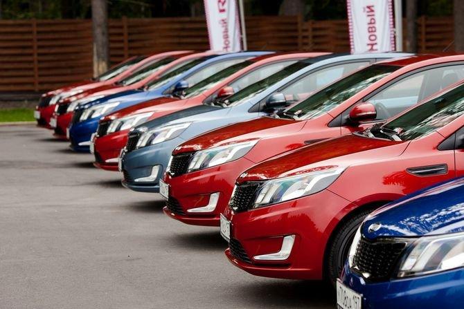 Украинский автомобильный рынок всередине весны вырос на11%