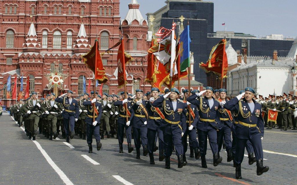 Путин встретился сгруппой ветеранов изСловении