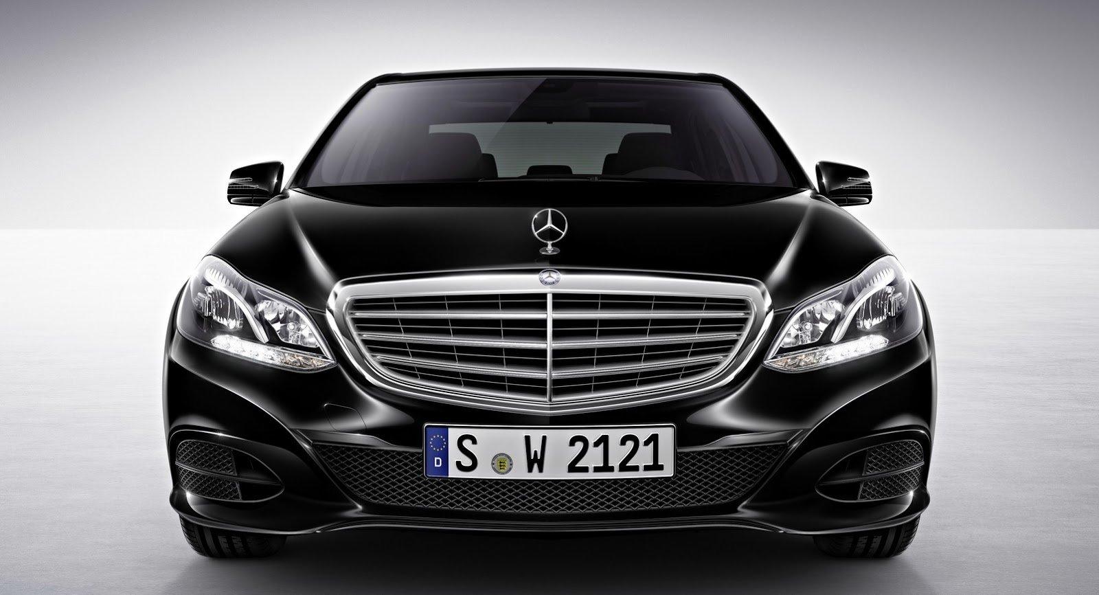Benz отзывает автомобили E-Class в Российской Федерации