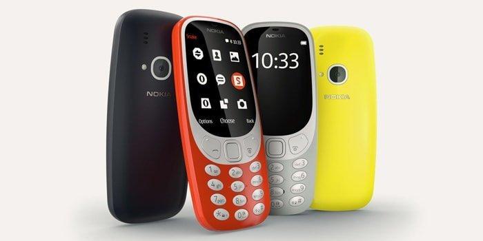 Стала известна дата старта продаж нового Nokia 3310