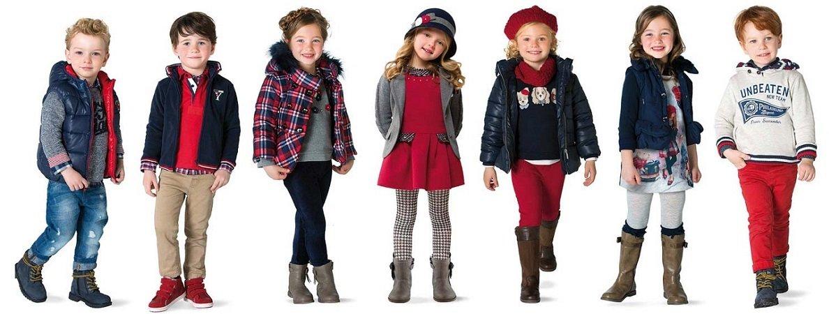 Фирмы одежд для подростков