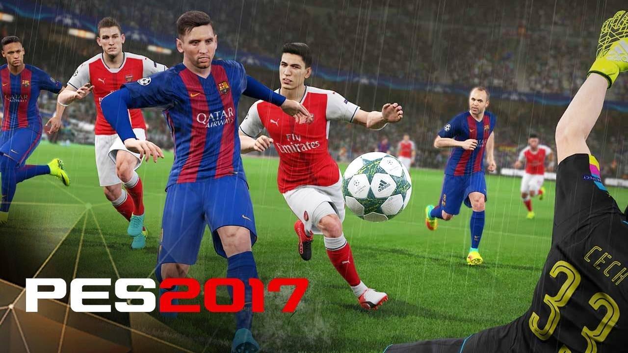 Авторы PES 2017 создали мобильную версию игры