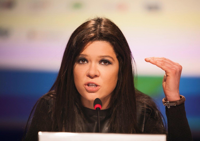 Руслана собралась'перепеть Тимберлейка на Евровидении