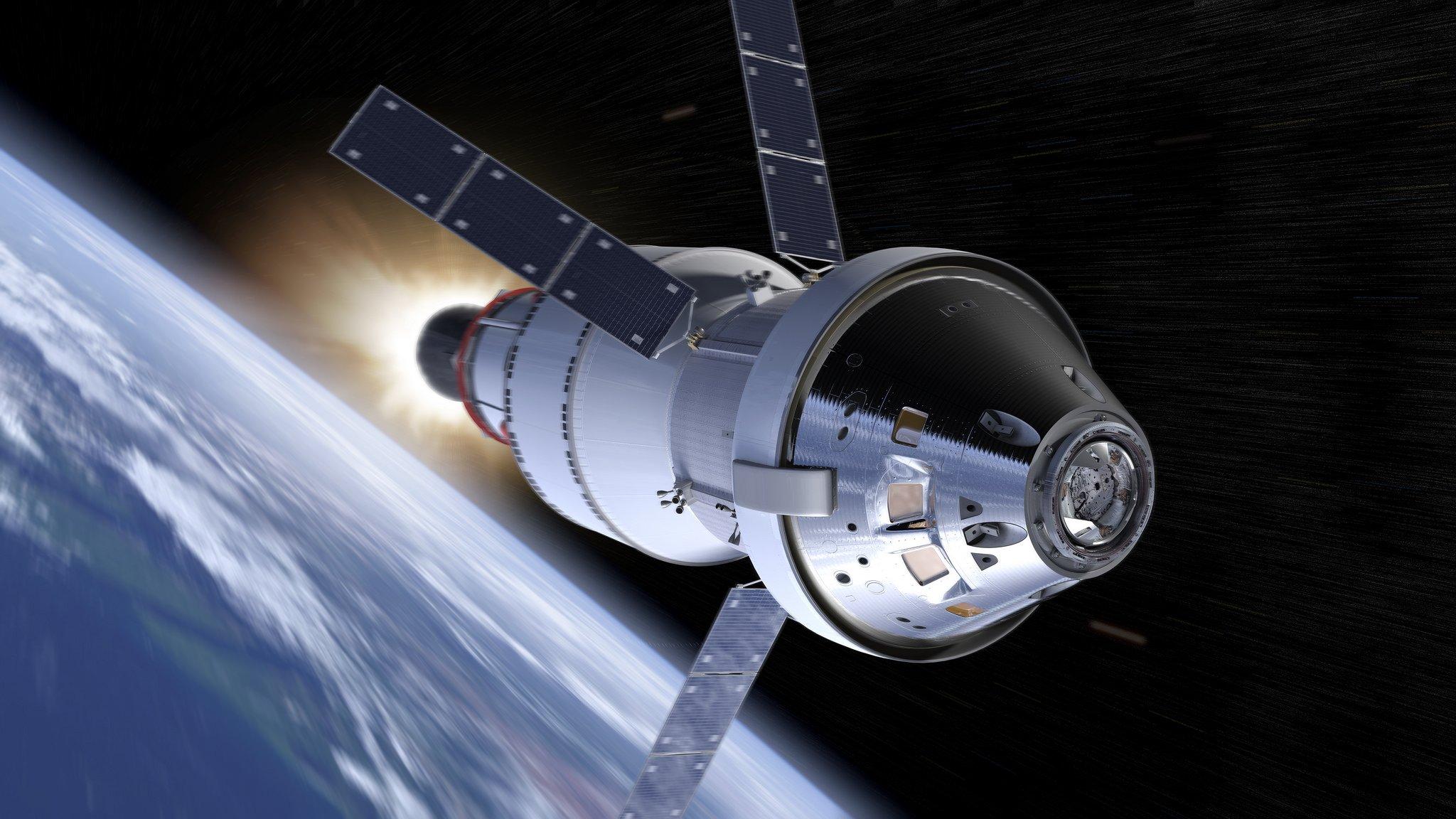 Ракета-носитель SLS запустят в 2019 ибез экипажа
