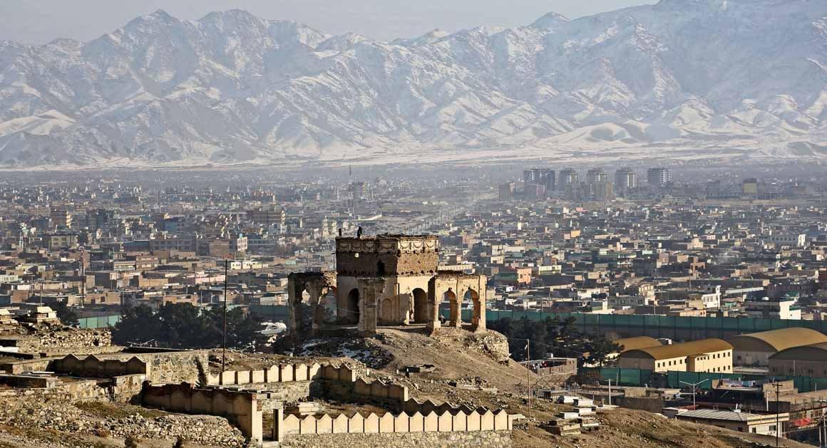 Вцентре Кабула произошел взрыв, есть погибшие
