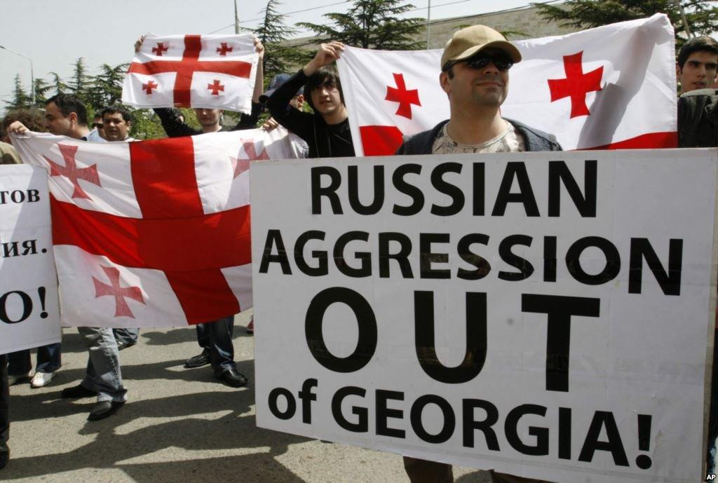 Граждане Грузии считают РФ большей угрозой