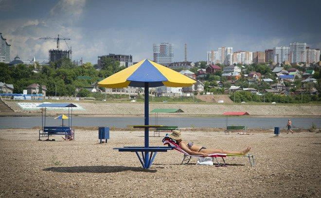 Летом вУфе будут работать 11 берегов