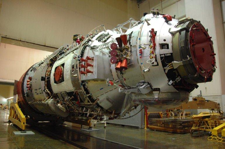 Стали известны сроки запуска русского модуля «Наука»