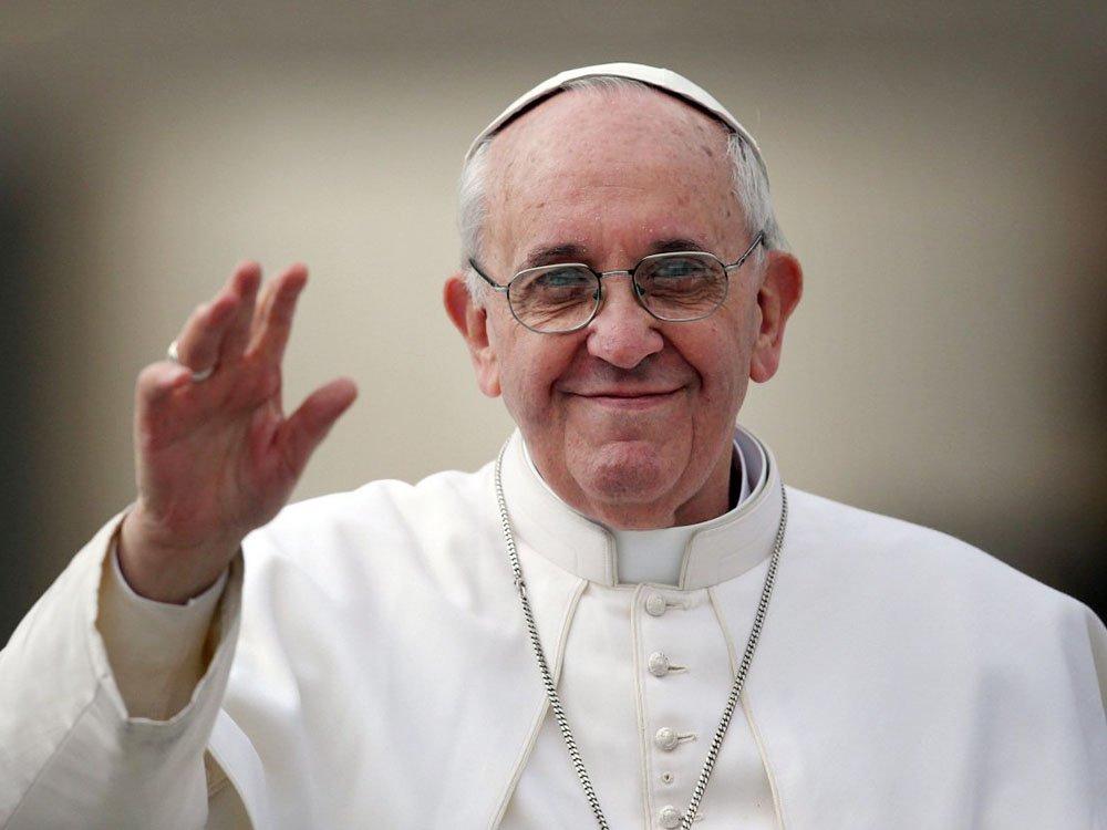 Папа Римский не желает  судить оТрампе, невыслушав его