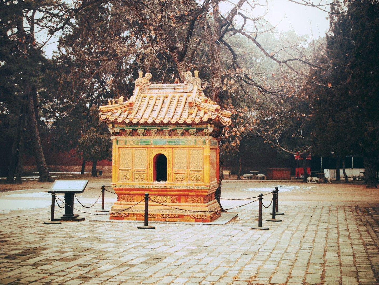 В КНР схвачен расхититель гробниц через 23 года после правонарушения