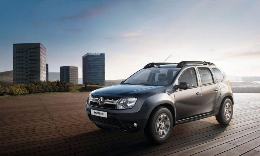 Рено Duster демонстрирует лучшие показатели продаж компании в РФ