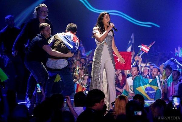 Порошенко прокомментировал оголенный зад навыступлении Джамалы вфинале Евровидения