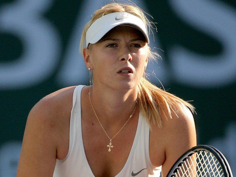 Мария Шарапова прошла во 2-ой круг турнира вРиме
