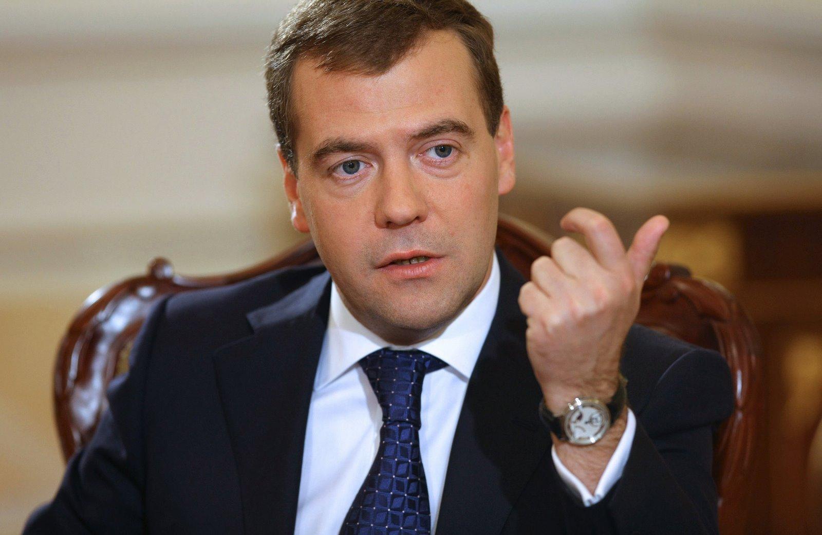 Медведев утвердил новые критерии для создания особых финансовых зон