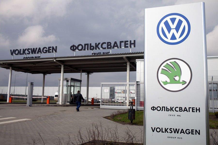 Volkswagen может начать экспортировать двигатели из России