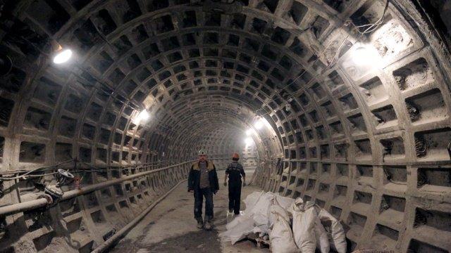 Фрунзенский радиус могут сдать впервом квартале 2018 года