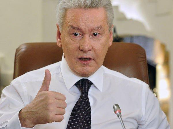Собянин: В столицеРФ возобновился рост настоящих зарплат